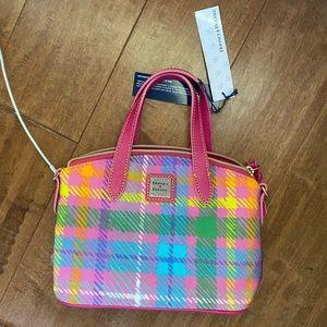 Dooney & Bourk mini hand bag
